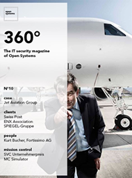360° – Das IT Sicherheitsmagazin, Open Systems AG